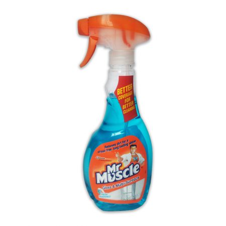Mr Muscle Glass Cleaner 500ml
