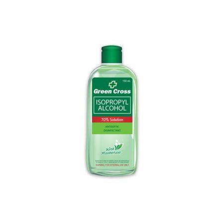 Green Cross 70% Alcohol with Moisturizer 150ml