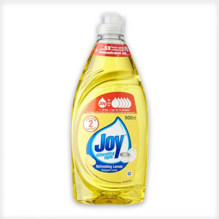 Joy Dishwashing Liquid Lemon 500ml