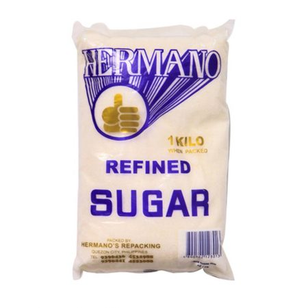 Hermano Refined White Sugar 1kg