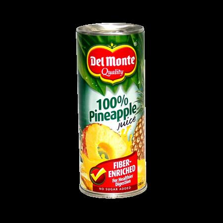 Del Monte Pineapple Juice 240ml