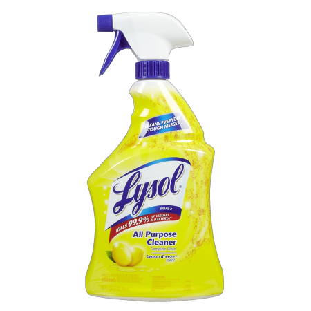 Lysol All Purpose Cleaner Lemon 510ml
