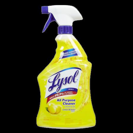 Lysol All Purpose Cleaner Lemon 510ml