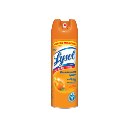 Lysol Disinfectant Spray Citrus Meadow 170g