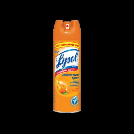Lysol Disinfectant Spray Citrus Meadow 170g
