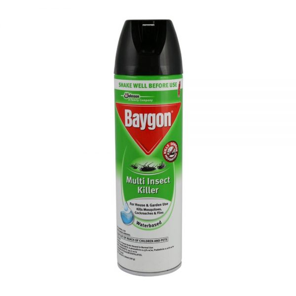 Baygon Multi-Insect Killer Waterbased 300ml