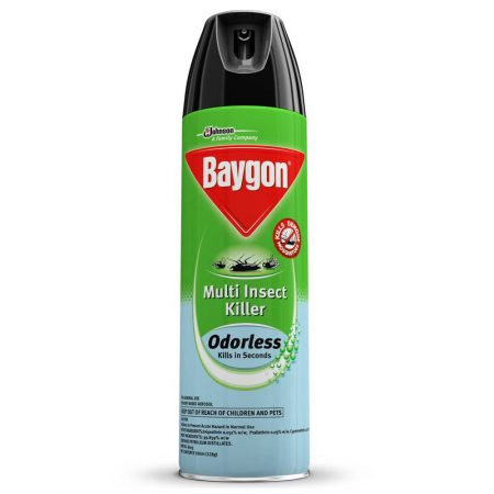 Baygon Multi-Insect Killer Odorless 500ml