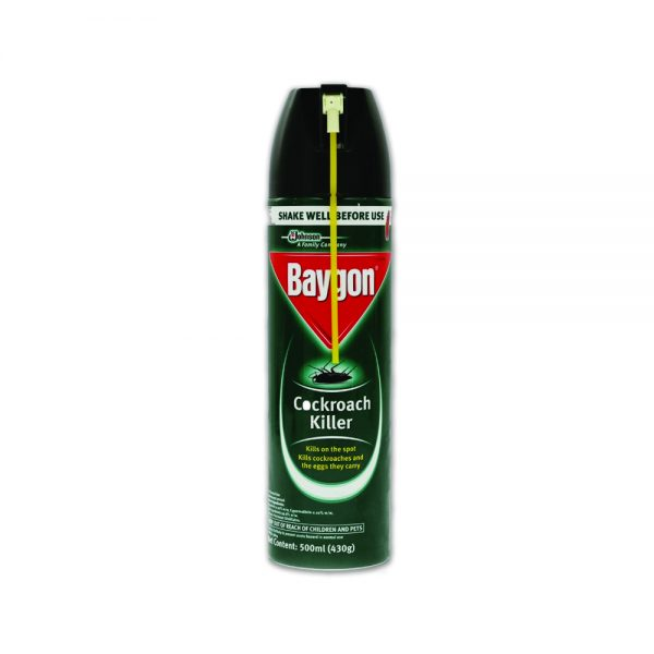 Baygon Cockroach Killer 500ml