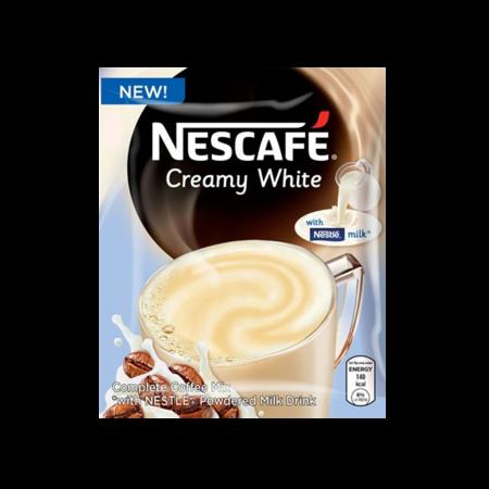 Nescafe 3 in 1 Creamy White 23g