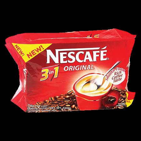 Nescafe Original 3in1 20g x 36pcs