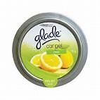 Glade Car Gel Fresh Lemon 60g