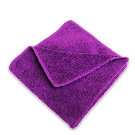 Violet Microfiber Cloth
