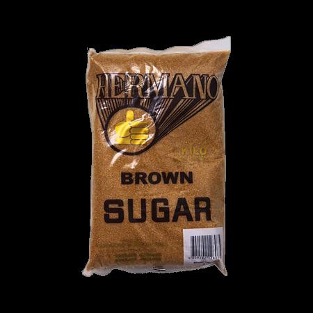 Hermano Refined Brown Sugar 1kg