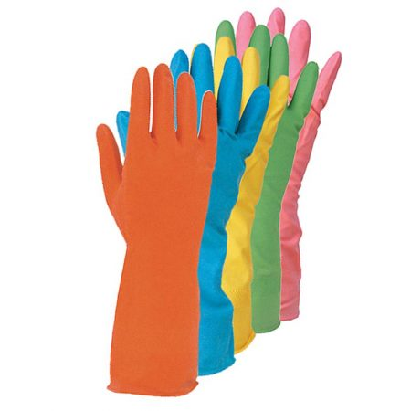 Large Rubber Gloves