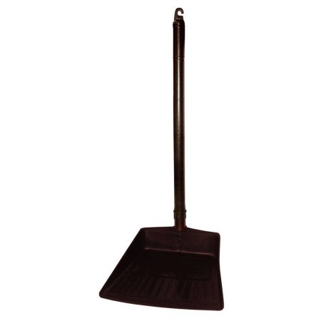 Large, Black Dustpan