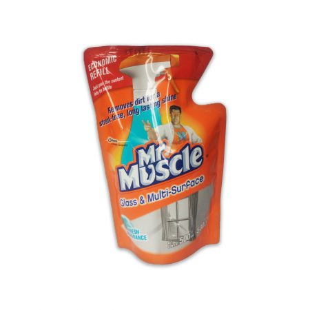 Mr. Muscle Glass Cleaner Refill 500ml