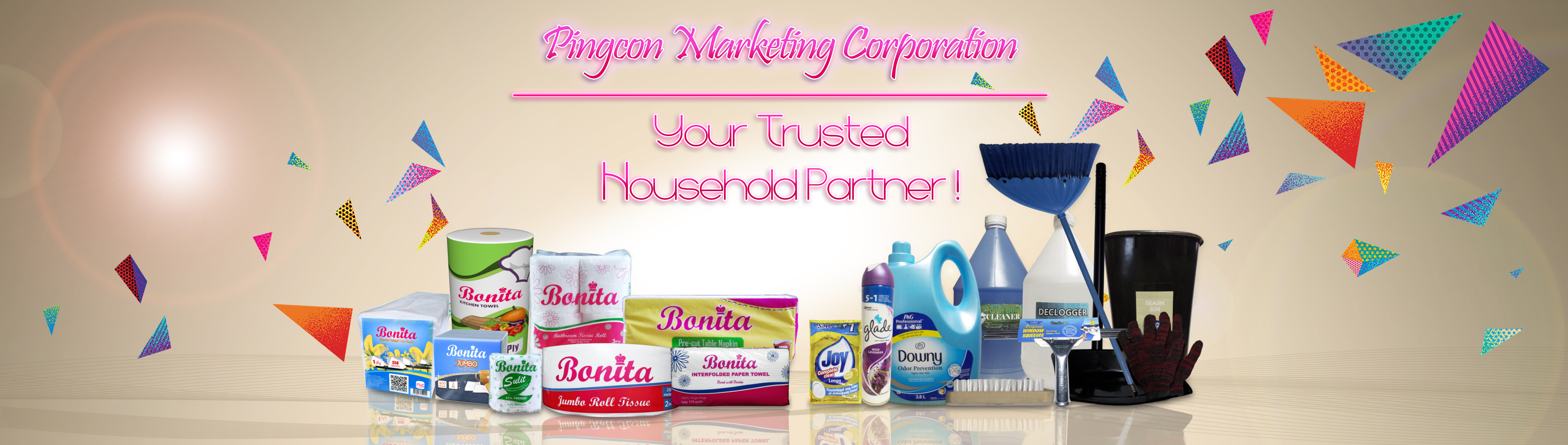 Pingcon Marketing Corporation