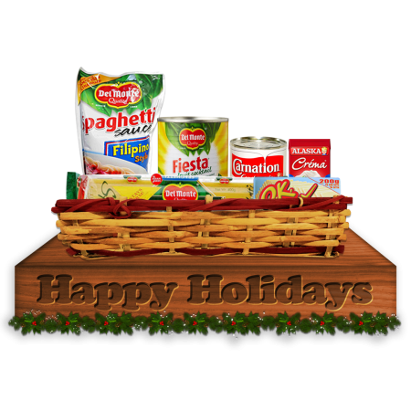 Christmas Flavors Little Hamper