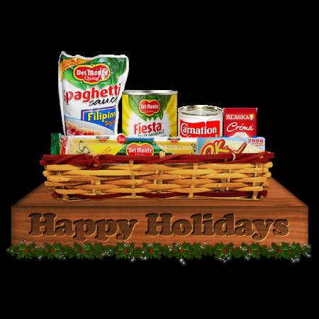 Christmas Flavors Little Hamper