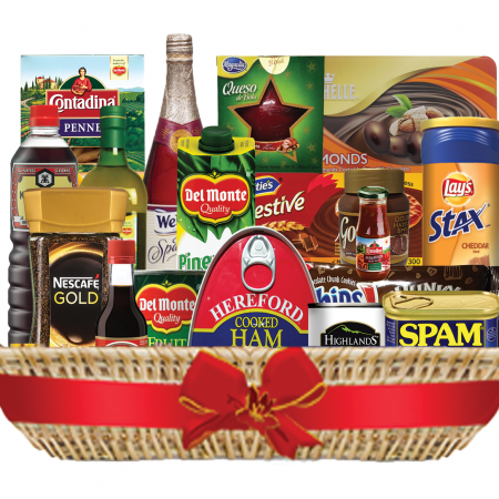 Dashing Golden Royal Hamper