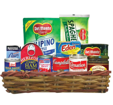 Traditional Gift Hampers