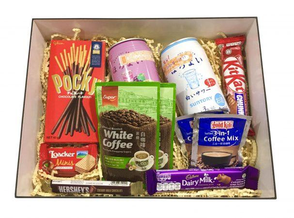 Snack Box Gift Set